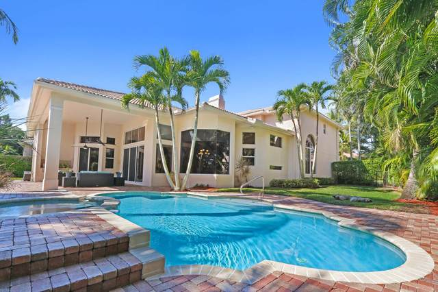 16232 Mira Vista Lane, Delray Beach, FL 33446 (MLS #RX-10699700) :: The Jack Coden Group