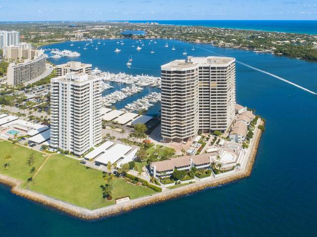 100 Lakeshore Drive Ph55, North Palm Beach, FL 33408 (#RX-10699702) :: Baron Real Estate