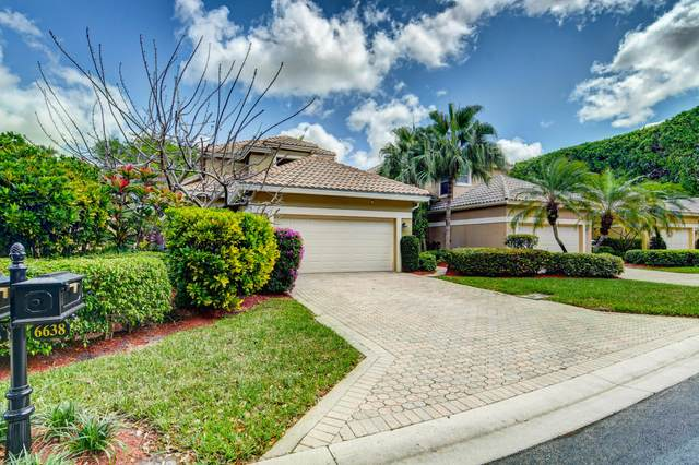 6638 NW 27th Avenue, Boca Raton, FL 33496 (MLS #RX-10699728) :: Berkshire Hathaway HomeServices EWM Realty