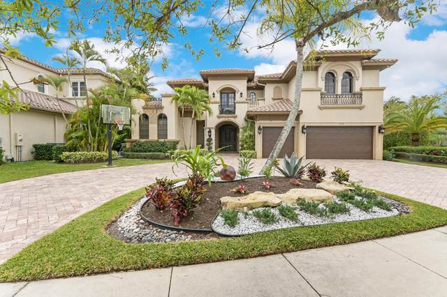 17626 Middlebrook Way, Boca Raton, FL 33496 (MLS #RX-10699763) :: The Jack Coden Group