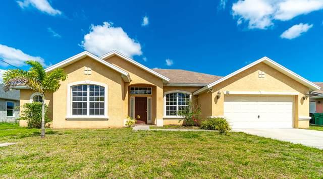 113 SW Glenwood Drive, Port Saint Lucie, FL 34984 (MLS #RX-10699766) :: The Paiz Group