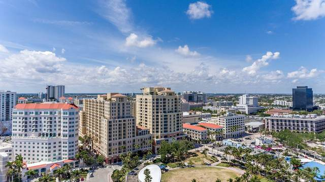 201 S Narcissus Avenue #1102, West Palm Beach, FL 33401 (#RX-10699819) :: Signature International Real Estate