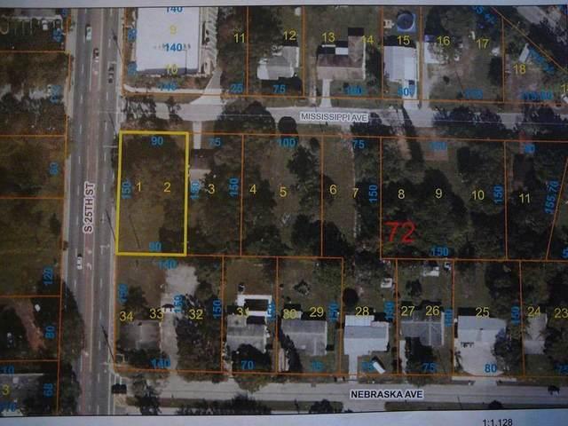 1402 S 25th Street, Fort Pierce, FL 34950 (#RX-10699914) :: Posh Properties