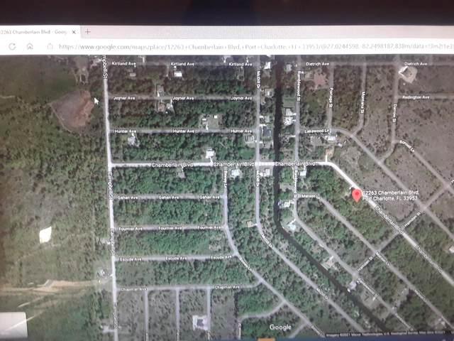 12271 Chamberlain Boulevard, Port Charlotte, FL 33953 (#RX-10699966) :: Baron Real Estate
