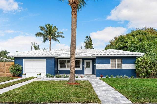 401 28th Street, West Palm Beach, FL 33407 (MLS #RX-10699991) :: The Jack Coden Group