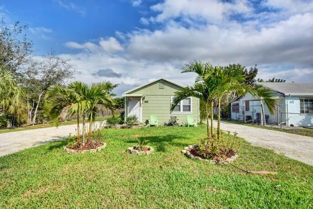 100 Urquhart Street, Lake Worth, FL 33461 (#RX-10700027) :: Posh Properties
