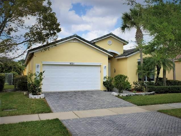 9721 SW Glenbrook Drive, Port Saint Lucie, FL 34987 (MLS #RX-10700327) :: The Jack Coden Group