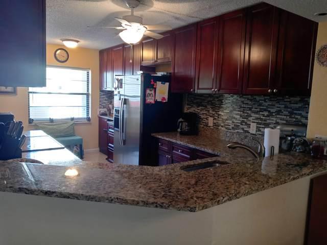 23370 Carolwood Lane #306, Boca Raton, FL 33428 (#RX-10700332) :: Signature International Real Estate