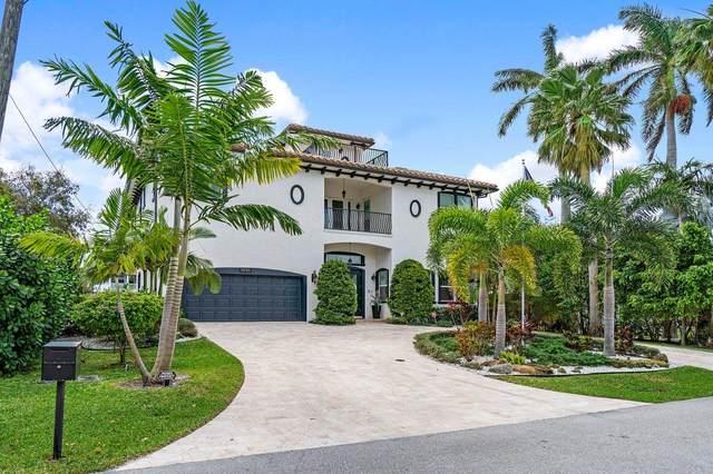 1030 Rhodes Villa Avenue, Delray Beach, FL 33483 (#RX-10700335) :: Michael Kaufman Real Estate