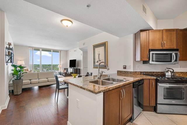 450 N Federal Highway #901, Boynton Beach, FL 33435 (#RX-10700343) :: Baron Real Estate