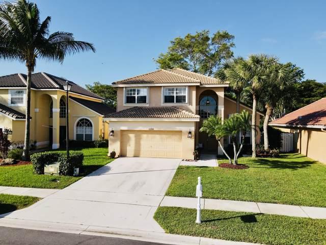 6054 Newport Village Way, Lake Worth, FL 33463 (MLS #RX-10700413) :: The Jack Coden Group