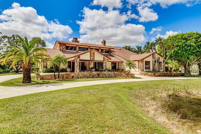 6255 Duckweed Road, Lake Worth, FL 33449 (MLS #RX-10700439) :: The Jack Coden Group