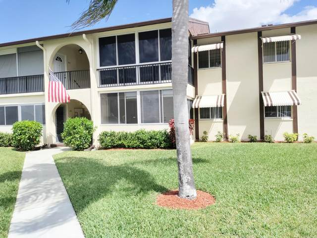 5839 La Pinata Boulevard D1, Greenacres, FL 33463 (#RX-10700440) :: Ryan Jennings Group