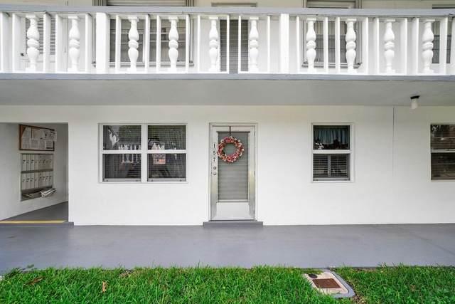 157 Canterbury G G, West Palm Beach, FL 33417 (#RX-10700463) :: Signature International Real Estate