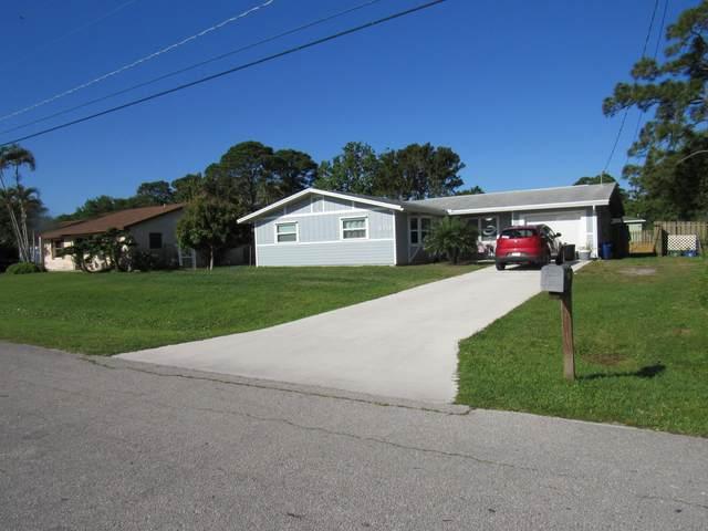 5715 Hickory Drive, Fort Pierce, FL 34982 (#RX-10700581) :: Real Treasure Coast