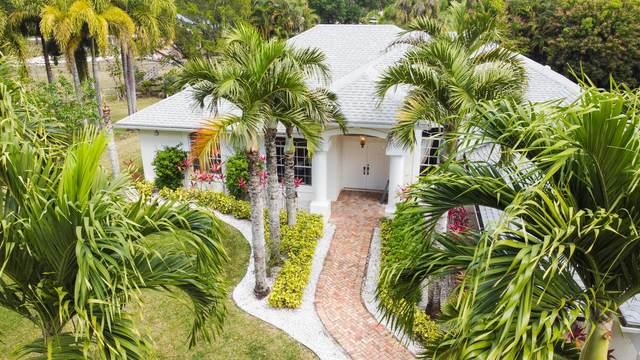 17495 Orange Grove Boulevard, The Acreage, FL 33470 (MLS #RX-10700631) :: Berkshire Hathaway HomeServices EWM Realty