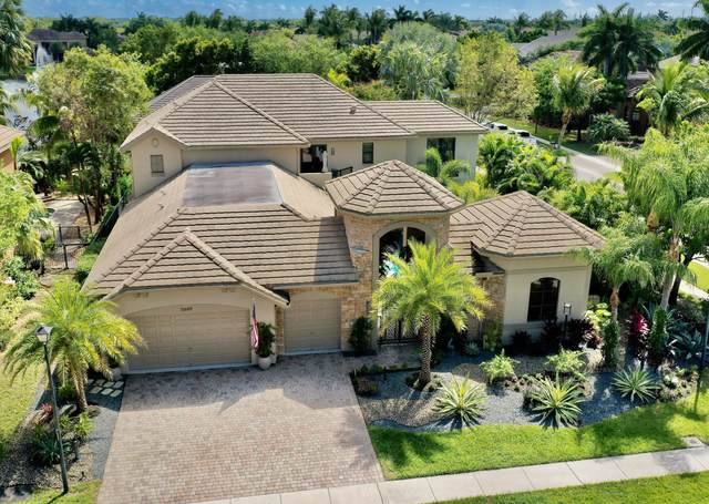 10699 Versailles Boulevard, Wellington, FL 33449 (MLS #RX-10700697) :: The Jack Coden Group