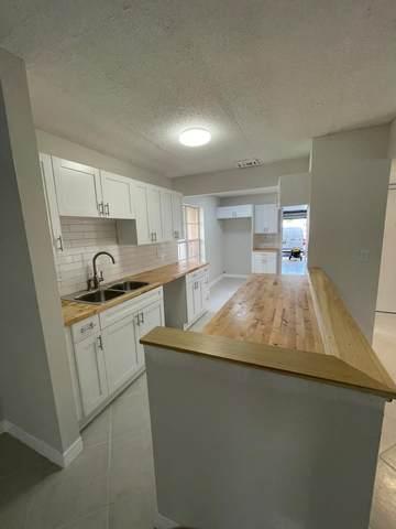 1763 NW 58th Avenue #8, Lauderhill, FL 33313 (MLS #RX-10700698) :: Castelli Real Estate Services