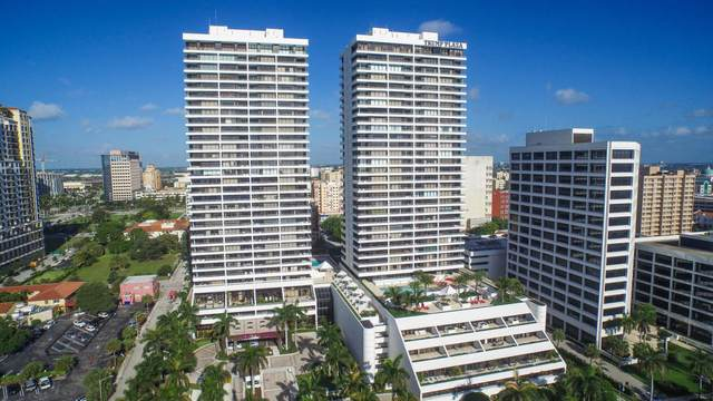 525 S Flagler Drive 23B, West Palm Beach, FL 33401 (#RX-10700722) :: The Rizzuto Woodman Team