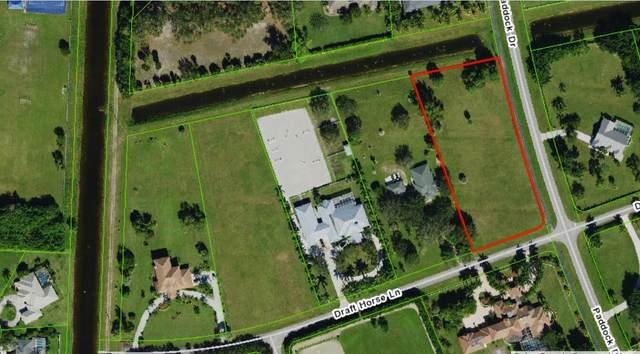 14915 Draft Horse Lane, Wellington, FL 33414 (#RX-10700782) :: DO Homes Group