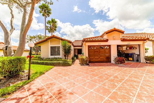 6220 Kings Gate Circle, Delray Beach, FL 33484 (#RX-10700929) :: The Rizzuto Woodman Team
