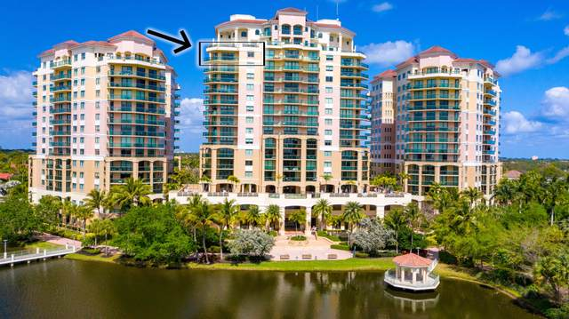 3620 Gardens Parkway 1603B, Palm Beach Gardens, FL 33410 (#RX-10701014) :: Signature International Real Estate