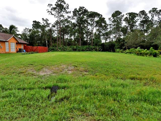 1816 SW Kimberly Avenue, Port Saint Lucie, FL 34953 (MLS #RX-10701139) :: The Jack Coden Group
