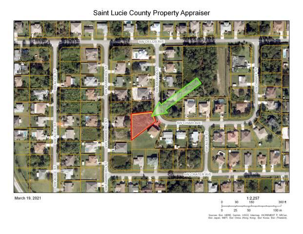 4192 SW Batavia Street, Port Saint Lucie, FL 34953 (MLS #RX-10701165) :: Berkshire Hathaway HomeServices EWM Realty