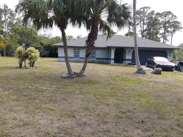 16394 E Derby Drive E, The Acreage, FL 33470 (MLS #RX-10701178) :: Berkshire Hathaway HomeServices EWM Realty