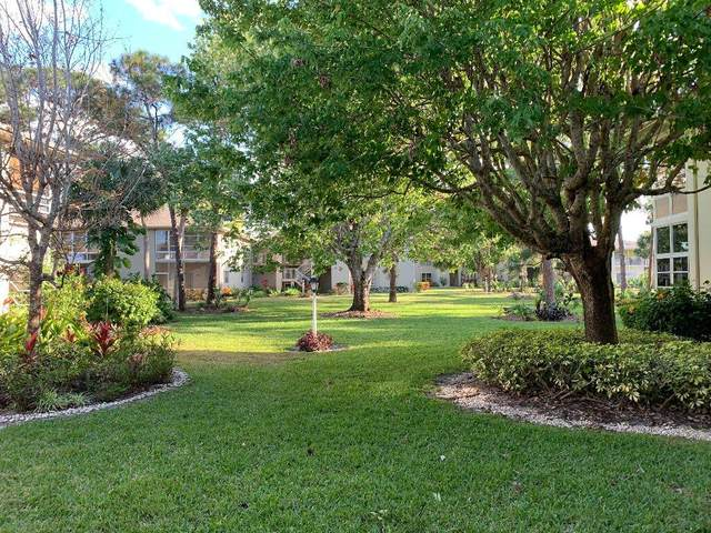 33 Lake Vista Trail #104, Port Saint Lucie, FL 34952 (#RX-10701231) :: Real Treasure Coast