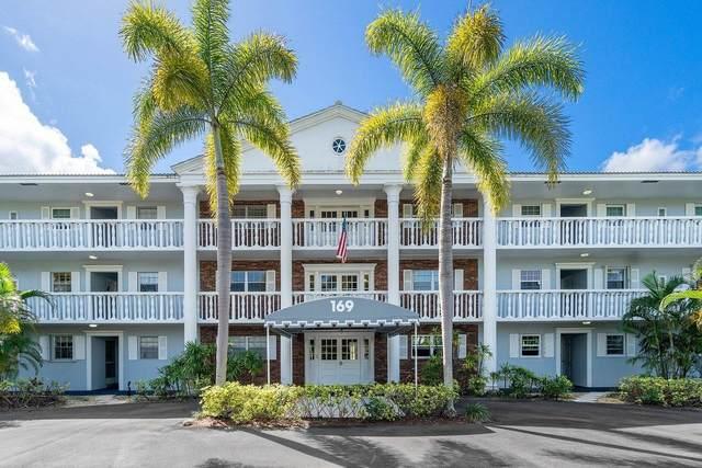 169 Atlantis Boulevard #204, Atlantis, FL 33462 (MLS #RX-10701255) :: The Jack Coden Group