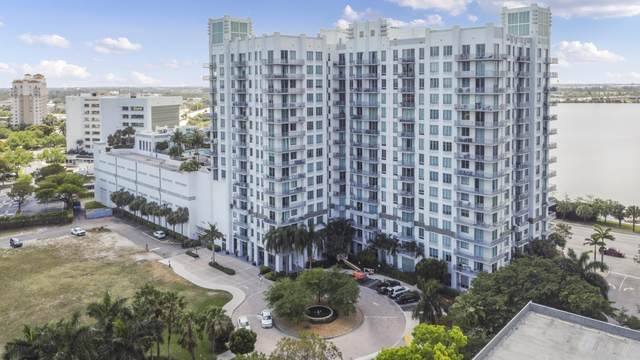 300 S Australian 1418 Avenue #1418, West Palm Beach, FL 33401 (#RX-10701304) :: Ryan Jennings Group