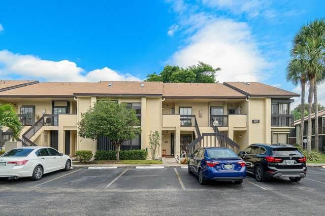 1913 SW 15th Street #16, Deerfield Beach, FL 33442 (#RX-10701343) :: Ryan Jennings Group