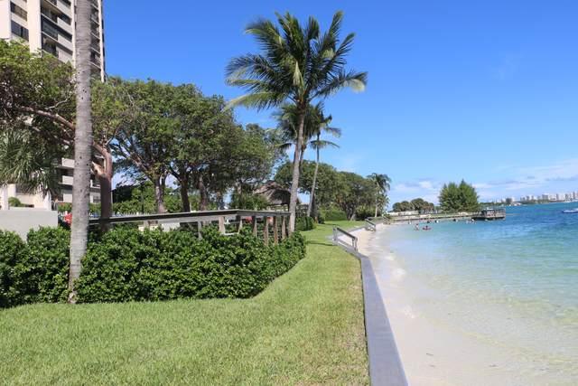 5600 N Flagler Drive #2004, West Palm Beach, FL 33407 (#RX-10701484) :: The Rizzuto Woodman Team