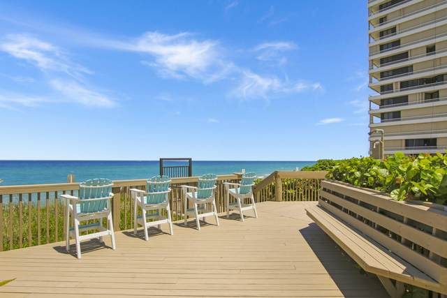 5280 N Ocean Drive 6A, Riviera Beach, FL 33404 (#RX-10701589) :: Ryan Jennings Group