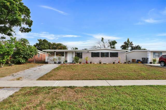 3739 Everglades Road, Palm Beach Gardens, FL 33410 (MLS #RX-10701591) :: The Paiz Group