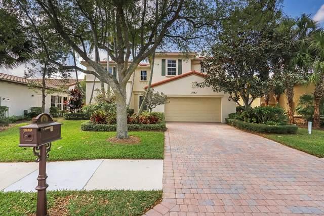 1083 Vintner Boulevard, Palm Beach Gardens, FL 33410 (MLS #RX-10701593) :: The Jack Coden Group