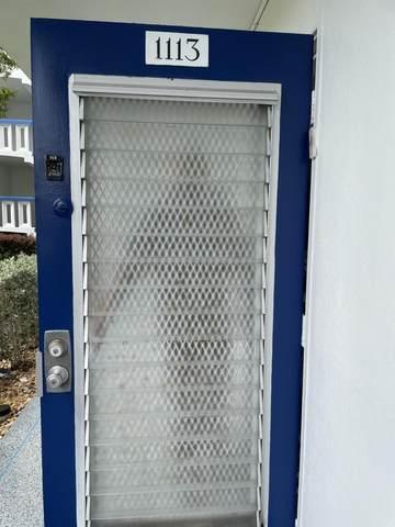 1113 Newport U #1113, Deerfield Beach, FL 33442 (#RX-10701596) :: Posh Properties