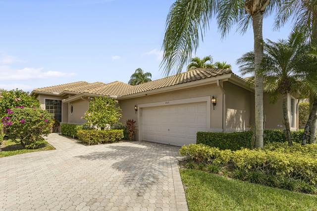 4545 Barclay Fair Way, Lake Worth, FL 33449 (MLS #RX-10701602) :: The Jack Coden Group