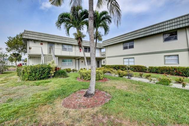 170 Brittany D, Delray Beach, FL 33446 (#RX-10701604) :: The Rizzuto Woodman Team