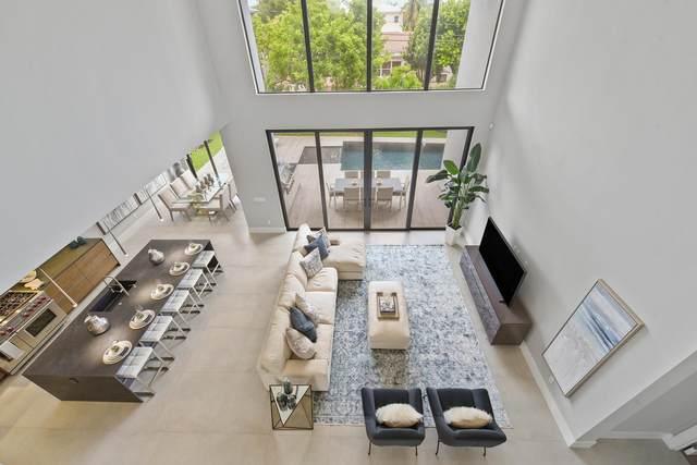 255 NE Spanish Court, Boca Raton, FL 33432 (#RX-10701608) :: Michael Kaufman Real Estate