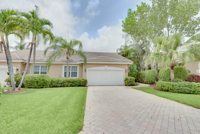 4661 Carlton Golf Drive, Lake Worth, FL 33449 (MLS #RX-10701634) :: The Paiz Group
