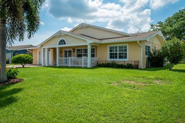 209 Olive Avenue, Port Saint Lucie, FL 34952 (MLS #RX-10701649) :: The Paiz Group