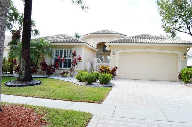 Address Not Published, Lake Worth, FL 33467 (MLS #RX-10701689) :: The Paiz Group