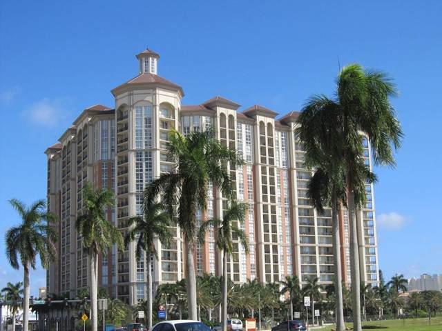 550 Okeechobee Boulevard #518, West Palm Beach, FL 33401 (#RX-10701790) :: The Rizzuto Woodman Team
