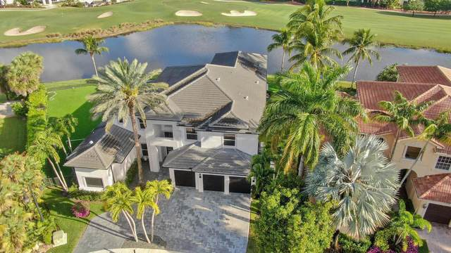 16193 Andalucia Lane, Delray Beach, FL 33446 (MLS #RX-10701805) :: The Jack Coden Group