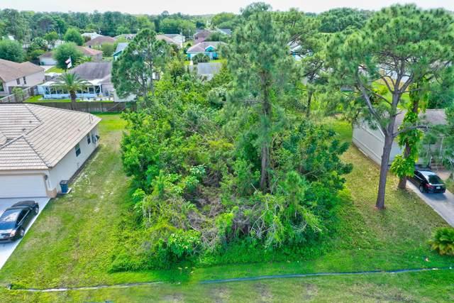 1874 SW Altman Avenue, Port Saint Lucie, FL 34953 (MLS #RX-10701838) :: The Jack Coden Group