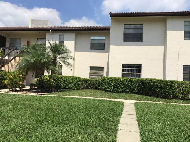 7896 Eastlake Drive E 21-E, Boca Raton, FL 33433 (#RX-10701888) :: Ryan Jennings Group
