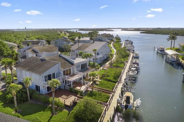 2500 Harbour Cove Drive, Hutchinson Island, FL 34949 (MLS #RX-10701893) :: Berkshire Hathaway HomeServices EWM Realty