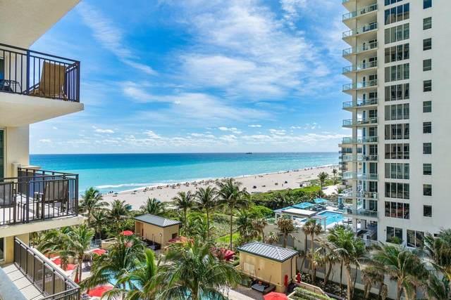 3800 N Ocean Drive #812, Riviera Beach, FL 33404 (#RX-10702018) :: Signature International Real Estate